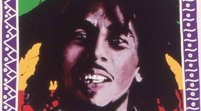The Religion Of Bob Marley, The Rastafarian Movement